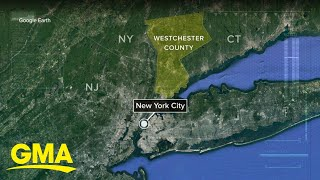 New York sets containment zone, deploys National Guard l GMA