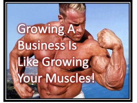 Growing Your Business: Workout Your Brain and Educate Yourself!