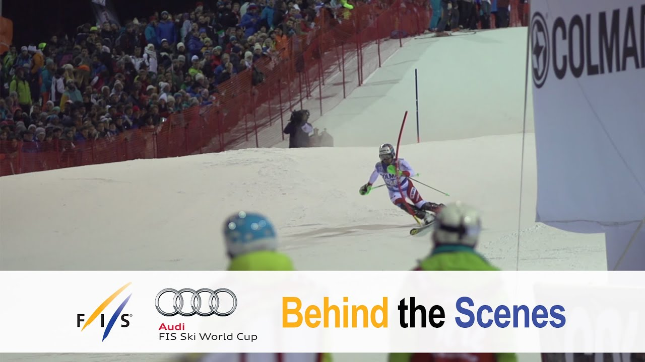 Teamwork for fairness in video controlling - fis alpine