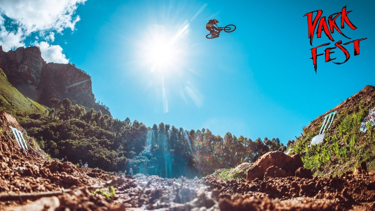 DARKFEST 2021 - First Sessions and Full Course Ridden!