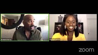 Steve Harvey | Charreah K. Jackson Vault Conference Speaker