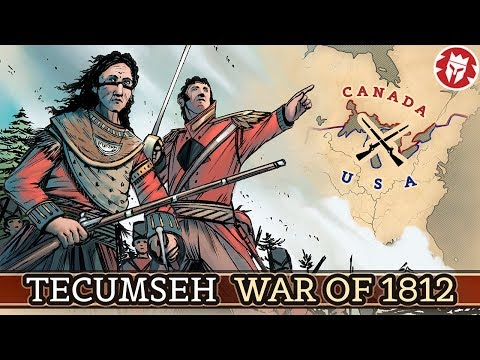 Tecumseh And The War Of 1812