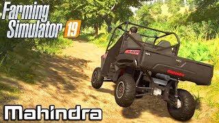 GET SOME AIR WITH THE MAHINDRA RETRIEVER | Farming Simulator 19