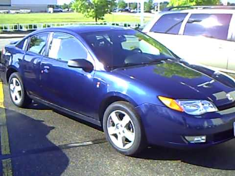 2007 saturn ion coupe youtube. Black Bedroom Furniture Sets. Home Design Ideas