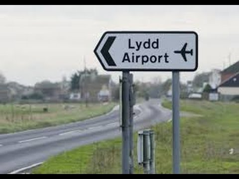 The History of Lydd Airport formerly known as Ferryfield