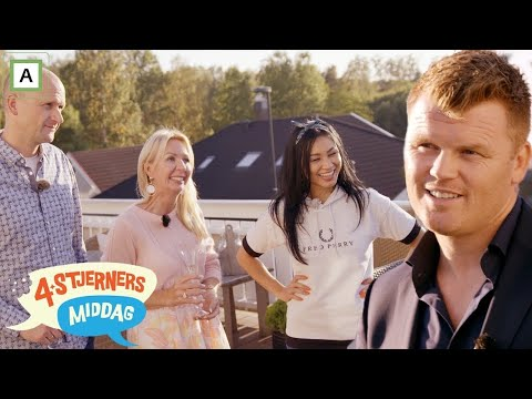 4-stjerners Middag   Pilkast-konkurranse med John Arne, Anne Brith, Linda Vidala og Pål Gordon