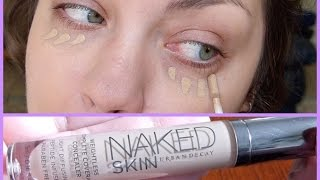 YouTube Made Me Buy It!: Urban Decay Naked Skin Concealer