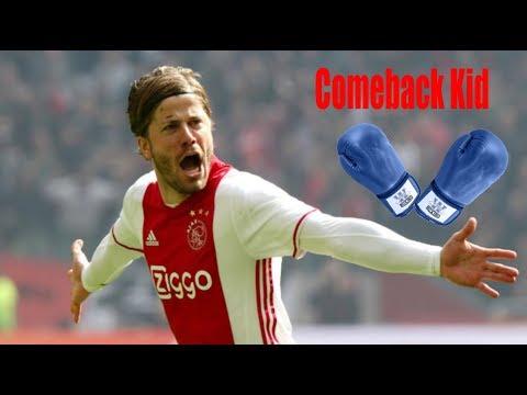 Lasse Schöne   Comeback Kid   Goals and Assists   2017/2018  HD