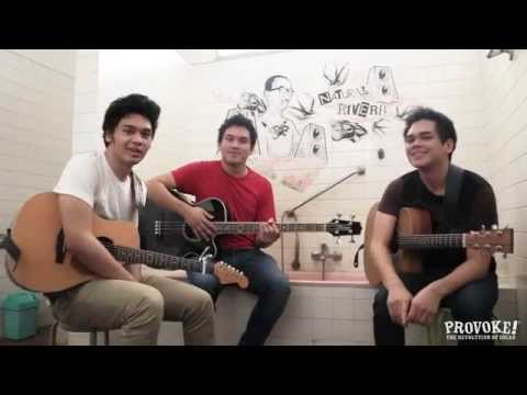 "P! Natural Reverb: The Overtunes ""Man On A Wire (The Script Acoustic Cover)"""