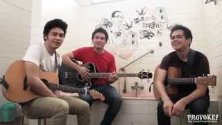 """P! Natural Reverb: The Overtunes """"Man On A Wire (The Script Acoustic Cover)"""""""