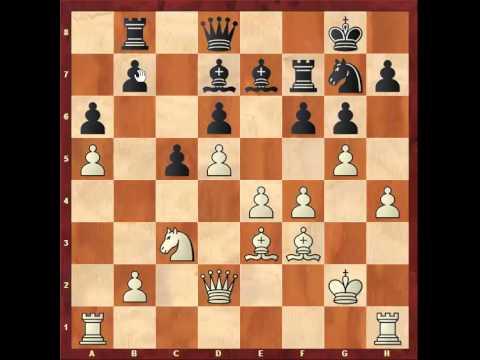 Chess: Susan Polgar 2510 - Nick E De Firmian 2570, Modern Benoni Defence http://sunday.b1u.org