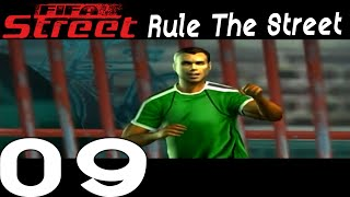 FIFA Street 2005 - Rule the Street - 'iAmSterMan' - Part 09