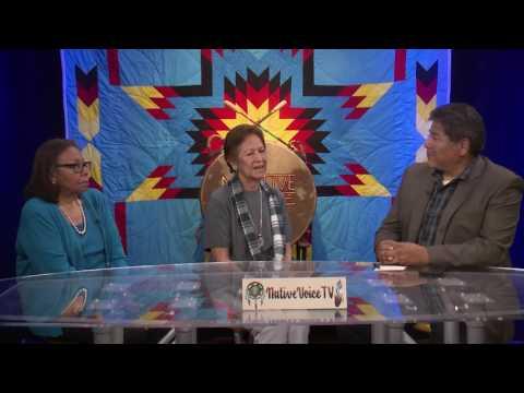 NVTV - Marvel Harding (Ohkay Owingeh) & Teddy Caskey (Oglala Sioux-Northern Cheyenne)