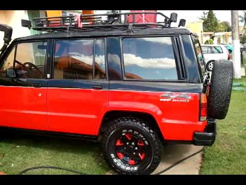 Isuzu Trooper Off Road Pr Youtube