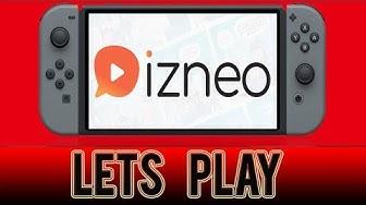 Izneo   1st Impressions -  Nintendo Switch