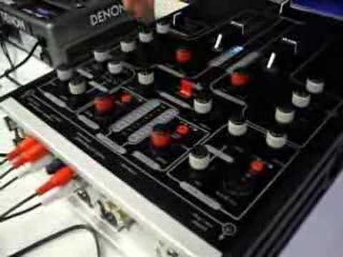 HTFR UREI 1601 2 Channel Mixer Video Demo