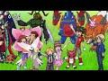 Digimon Xros Wars Original Soundtrack