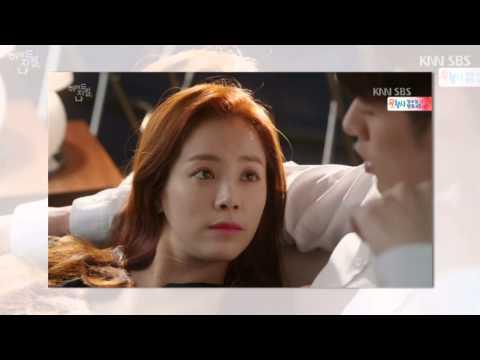 Han Ji Min & Hyun Bin   - kisses