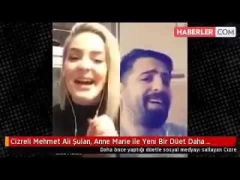Cizreli Mehmet Anna Maria yeni düet