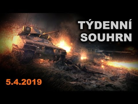 Armored Warfare - Týdenní souhrn (5.4.2019) from YouTube · Duration:  22 minutes 20 seconds