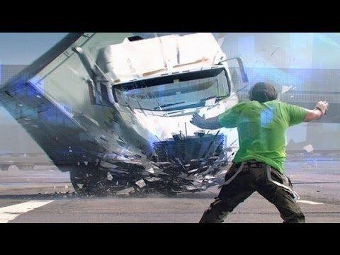 Rosja drastyczne wypadki samochodowe kompilacja 2016 kamera samochodowa 21+