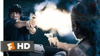 Rambo (3/12) Movie CLIP - River Pirates (2008) HD