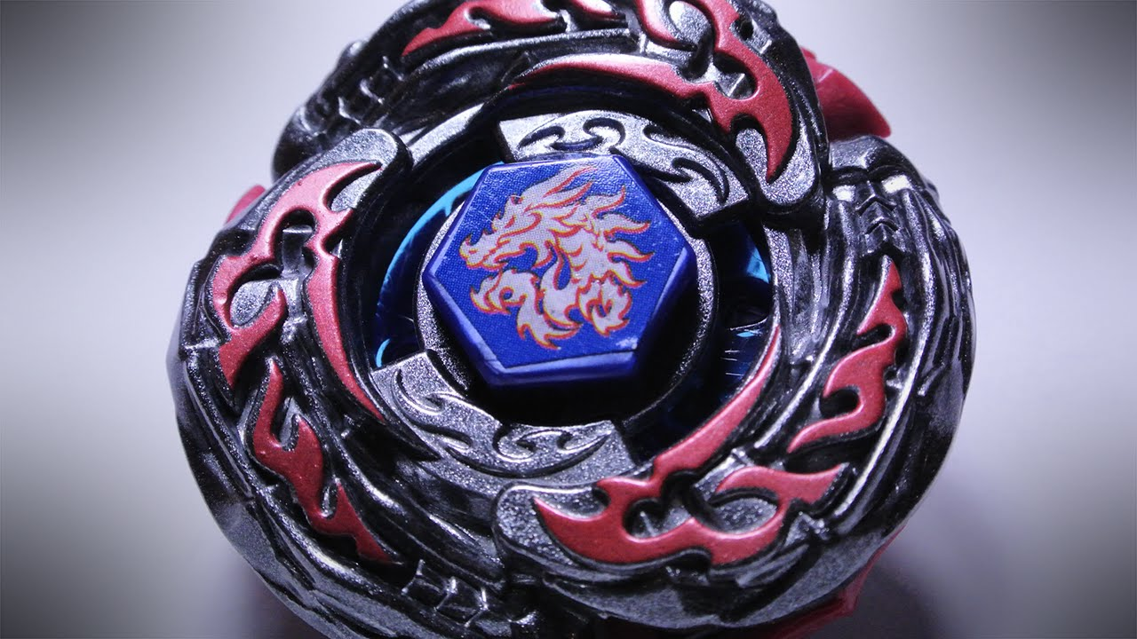 BEYBLADE LEGENDS...L Drago Destructor