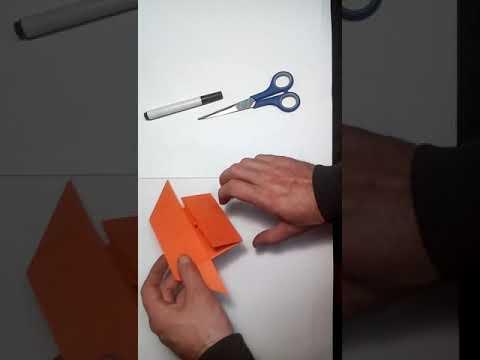 """"""" Дом"""" занятие 20. Оригами"""