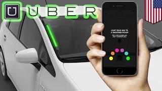 Uber fait l'essai de bandes lumineuses pour repérer les clients