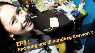 Video KAKI KEEWON SEASON 2 | EP.3 : Apa yang ada di handbag Keewon? download MP3, 3GP, MP4, WEBM, AVI, FLV Agustus 2018