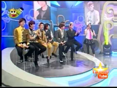 U-KISS in PERU [01/11/12] DOS SAPOS UNA REINA . PART 3 / 3 Videos De Viajes