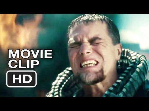 Man of Steel Movie CLIP - It Hurts, Doesn