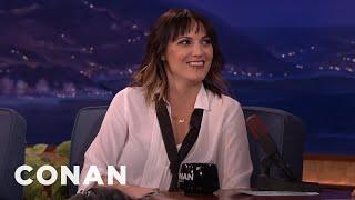 Jen Kirkman's Disastrous Dublin Stand-Up Set  - CONAN on TBS