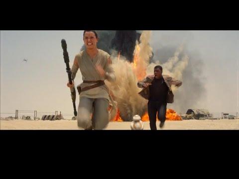 New 'Star Wars' Trailer Excites Fans