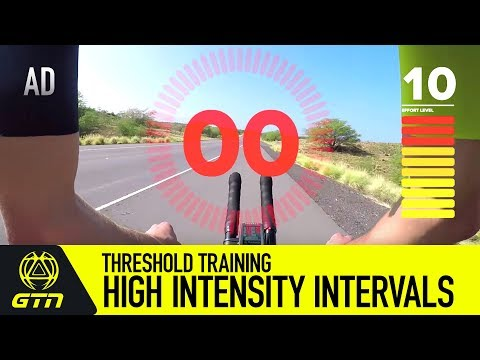 Threshold Training With GTN | Indoor, High Intensity Interval Workout