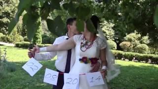 Весільний кліп Інга та Сергій