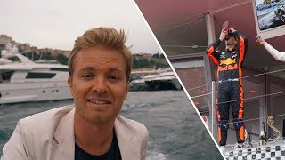 REACTING TO RICCIARDOS F1 MONACO GP WIN | NICO ROSBERG | UNCUT