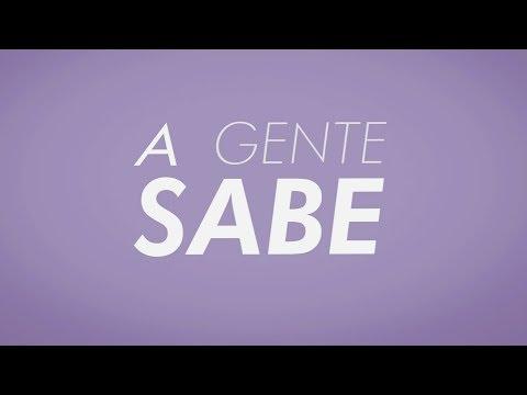 Banda Ego - A Gente Sabe (Lyric Vídeo Oficial)