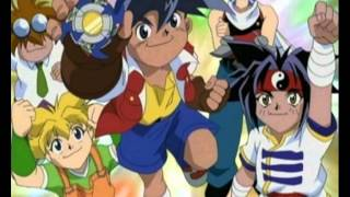 Beyblade | Music | Let