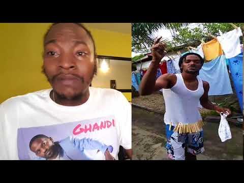 Jamaican Man Washing His B Clothes  Good Or Bad ? ( 6 Feb 2018 ) Rawpa Crawpa Vlog thumbnail