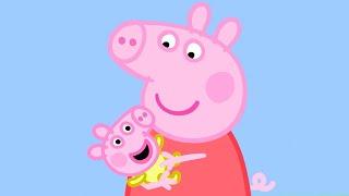 Свинка Пеппа на Pусском | Свинка Пеппа и Младенец | Mультики