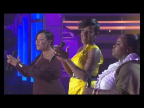 Mahalia Jackson Tribute from Leandria Johnson, Crystal Aiken, and Y'anna Crawley - Audio Live