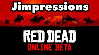 Red Dead Online - Red Dead Transaction (Jimpressions)