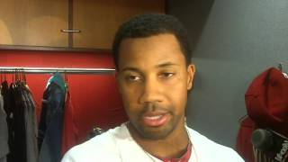 D-backs Chris Young homers