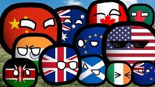 Countryballs | Britain