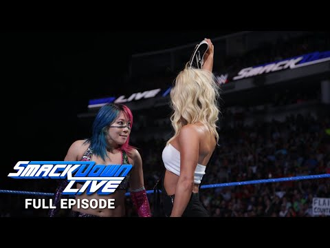 WWE SmackDown Full Episode, 29 May 2018