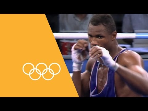 Olympic Boxing And It's Greats | 90 Seconds Of The Olympics