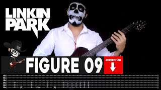 Linkin Park Figure 09 Guitar Cover By Masuka W Tab