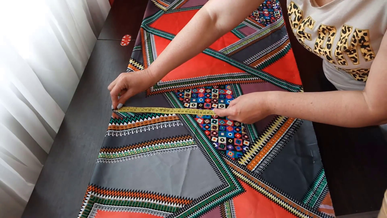 Платье туника своими руками быстро фото 800