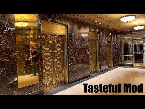 Modernized Westinghouse Traction Elevators @ 320 S Boston Bld - Tulsa, OK
